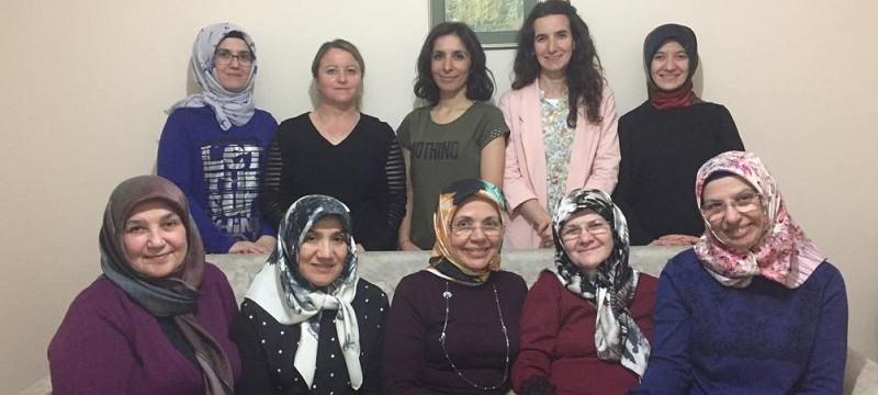 Remzi Turan'a Taziye ziyareti