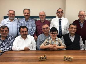 Dr. Fatma – Dr. Oktay Taşolar Çiftine Hayırlı Olsun Ziyareti
