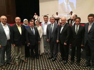 Akça Koca Platformu İstanbul İftarında