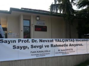 Prof. Dr. Nevzat Yalçıntaş 3. Vefat Yıldönümünde Kabri Başında Anıldı