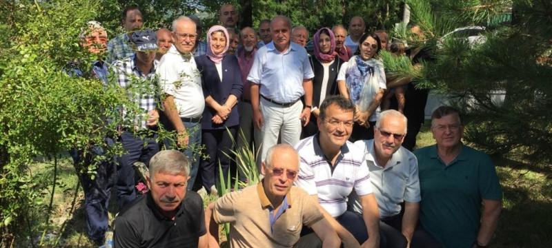 Dr. Şefik Postalcıoğlu kaybının 9. Yılında anıldı