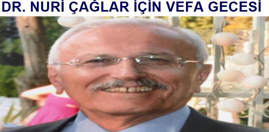 Dr. Nuri ÇAĞLAR'a