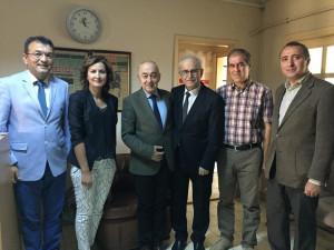 Çağdaş Kocaeli Gazetesini Ziyaret ve Davet..