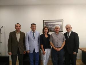 Özgür Kocaeli Gazetesini Ziyaret ve Davet..
