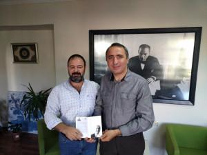 Kocaeli Koz – Gökhan Karabulut'u Ziyaret ve Davet