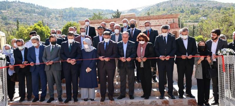 Büyükkaya Namazgahı Tokat'ta Açıldı
