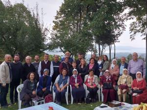 Büyükkaya'nın Bahçesinde Yaza Elveda Toplantısı