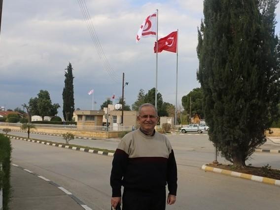 Güzelyurt Fatih Camiinde Öğle Namazı -19