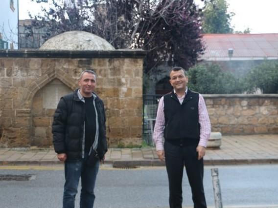 Lefkoşe'de Mevlevi Müzesi, Sultan 2. Mahmut Kütüphanesi, Kıbrıs Türk İslam Eserleri Müzesi, Halk Sanatları Enstitüsü, Bedesten (Aziz Nikolas Klisesi)-22