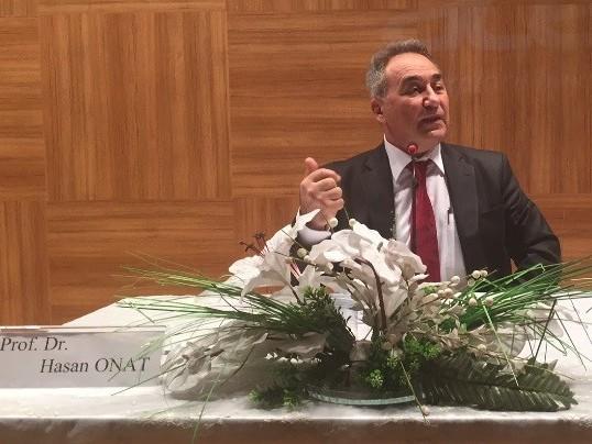 """Prof.Dr. Hasan ONAT,""""İslam, hiçbir mezhebin tekelinde değildir"""""""