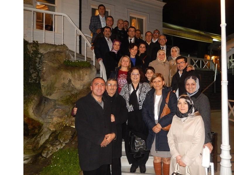 İzmitliler Avrupa Birliği Bakan Yardımcısı Dr. Büyükkaya'yı dinledi…