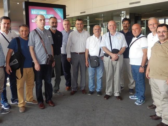 Balkan Turu; Buluşma Sabiha Gökçen Havalimanında.. -1