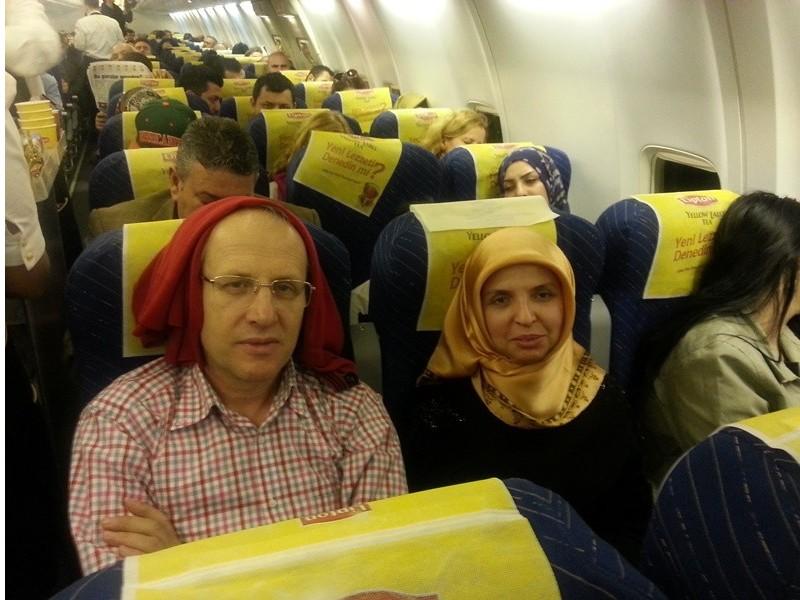 Antalya yolundayız… -1