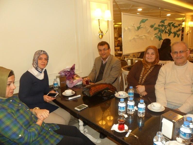 Antalya'da 8 Mart Kadınlar Günü kutlaması