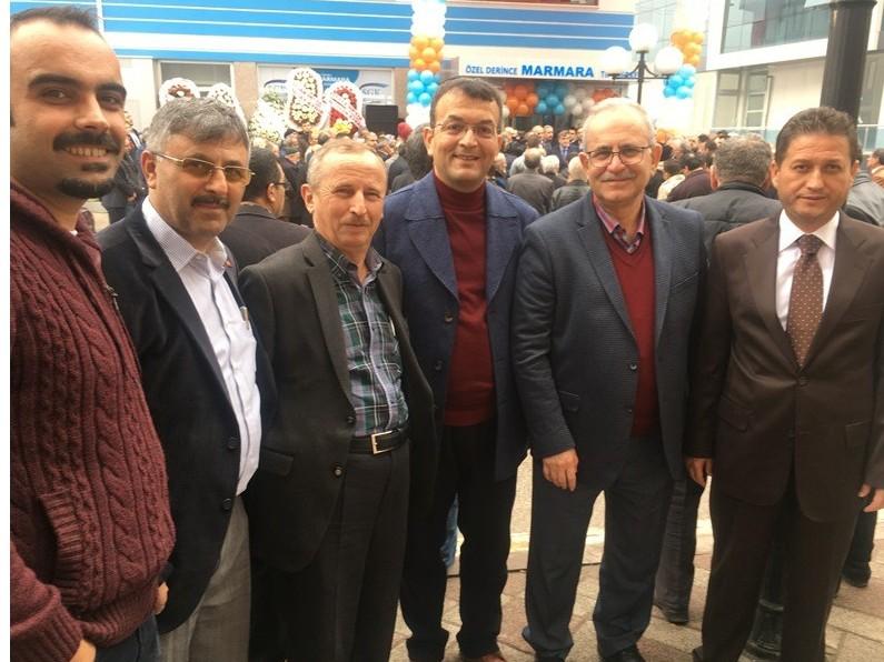 Özel Derince Marmara Tıp Merkezi açıldı