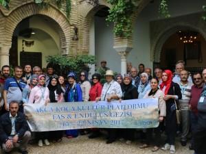 Akça Koca Kültür Platformunun 7 gece 8 gün süren Fas&Endülüs  Turu