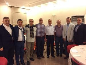 Prof. Dr. Nevzat Yalçıntaş'ın iftarı
