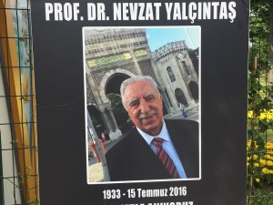 Hocaların Hocası Prof. Dr. Nevzat Yalçıntaş vefatının birinci yılında anıldı..