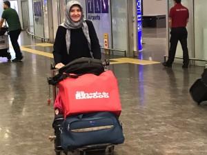 Dr. Ayşe Zeynep Turan Türkiye'de..