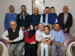 Dr.  A. Zeynep Turan Arabistan'dan döndü.