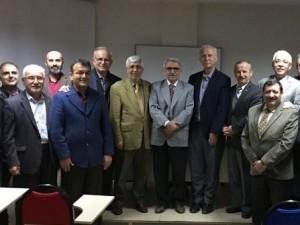 Gazeteci Galip Ataman hocamızı dinledik