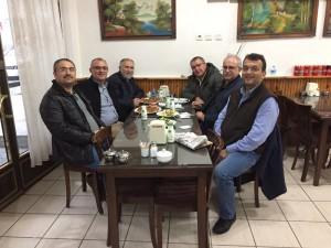 Dr. Oktay Taşolar'ın misafirleri