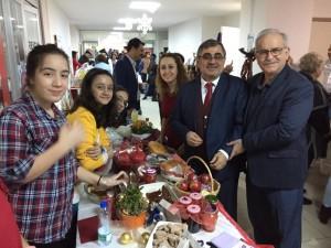 Kültür Okullarından anlamlı etkinlik