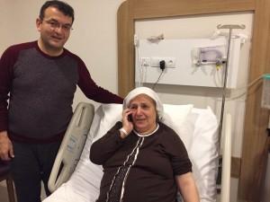 Meryem Uzunhasanoğlu'na operasyon