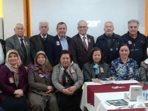 Prof. Dr. Atilla Çetin İçin Anma Toplantısı