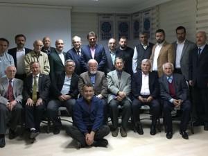 Akça Koca Platformu Doç. Dr. Murat Yalçıntaş'ın konferansın da..
