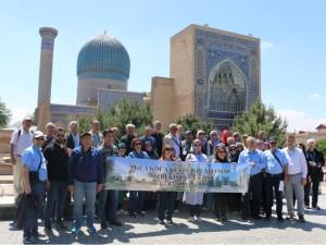 Akça Koca Platformu Özbekistan'dan döndü…
