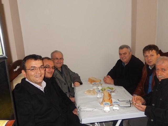 Körfez Karadenizliler Derneği'nin Geleneksel 10. Hamsi  Partisi