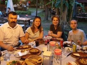 Emre İpekli ev ailesi İzmit'te..