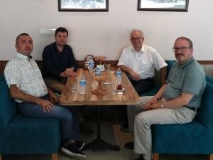 Yalova Üniversitesi ziyareti..