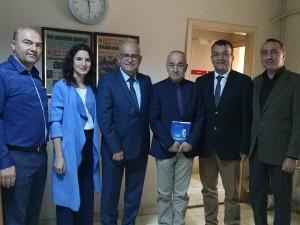 Akça Koca Kültür Platformu Yöneticileri Çağdaş Kocaeli Gazetesinde!..