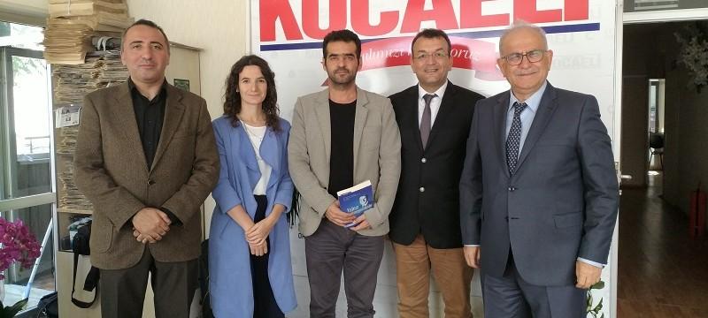 Akça Koca Kültür Platformu Yöneticileri Bizim Yaka Gazetesinde!..