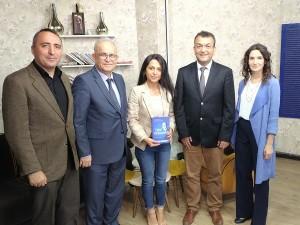 Akça Koca Kültür Platformu Yöneticileri Kocaeli TV'de!..
