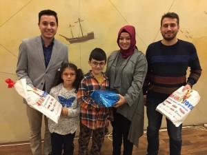 Güneş Okulları İlkokulun da Başkan: Mehmet Yusuf Taşolar