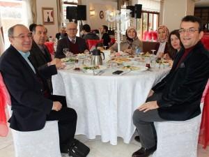 Akça Koca Kültür Platformu'nun Geleneksel Kahvaltısı İstanbul Boğazında