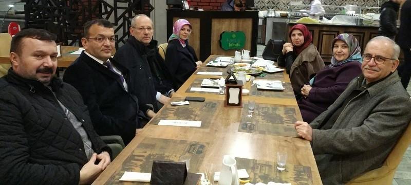 Toka Ailesi ile Nam-ı Ayıntap Künefe'de..