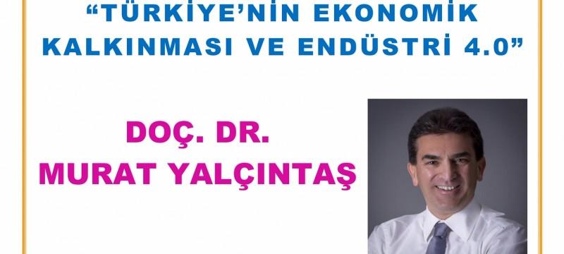 Akça Koca Kültür Platformu konferansları Doç. Dr. Murat Yalçıntaş ile devam ediyor
