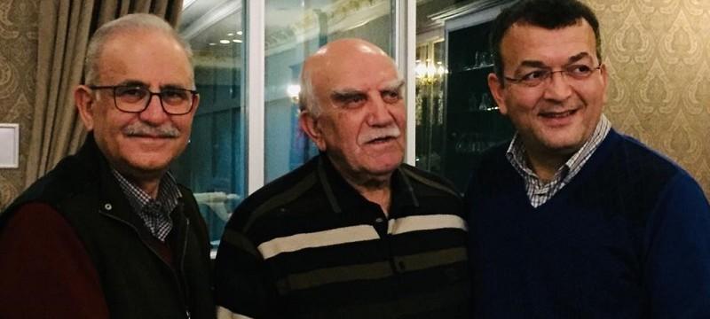 Ali Coşkun Kocaeli'de
